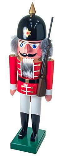 Dregano Otto Habsburg Red Nutcracker Made in Germany *** You can get additional details at the image link.