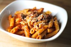 Penne Pasta, a new way to cook pasta!