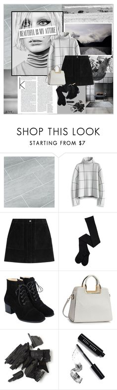 """Lean On Me."" by lascaux ❤ liked on Polyvore featuring Marc, Linie Design, Chicwish, rag & bone and Bobbi Brown Cosmetics"