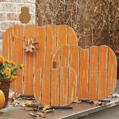 Set of 3 Pumpkins from Through the Country Door® | NW711129