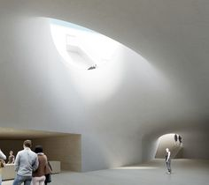 JKMM's Helsinki Amos Anderson Art Museum to be Built Underground