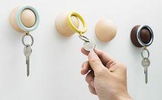 porte clés aimants