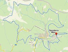 Eda Kožušník běžecké rady Prostě běž! - Skymarathon ve Špindlerově Mlýně (47 km/2600 m)...