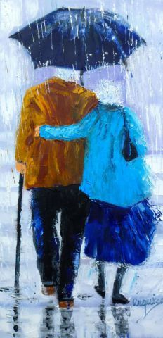 Buy Original Art and Prints from Artists Rain Painting, Painting People, Painting & Drawing, Rain Art, Umbrella Art, Watercolor Paintings, Art Projects, Art Drawings, Abstract Art