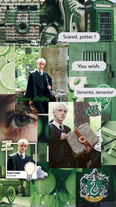Harry Potter Draco Malfoy, Slytherin Harry Potter, Harry Potter Tumblr, Harry Potter Pictures, Harry Potter Jokes, Harry Potter Film, Draco Malfoy Aesthetic, Slytherin Aesthetic, Hogwarts