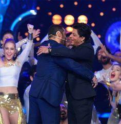 #Salman and #SRK on #BiggBoss9