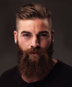 I'm Andy, and my beard and I say hello. I love beards. The bigger, the thicker…