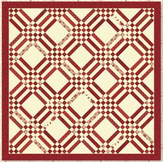 Holiday Quilt Pattern by Minick and Simpson - Download