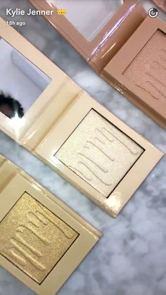 Xquisitz: Kylie Jenner's 'Kylighter' Highlighter Collection ...