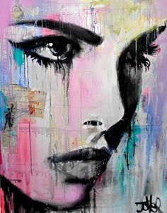 "Saatchi Art Artist: Loui Jover; Household 2015 Painting ""tempest .... ((SOLD))"""
