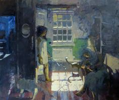 Full Moon - James Bland interview on Savvy Painter: http://savvypainter.com/podcast/james-bland/