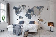 Your Own World, Battered Wall | R13924 | Rebel Walls EN-US