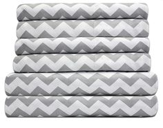 Sweet Home Collection 6 Piece 1500 Thread Count Deep Pocket Bed Sheet Set