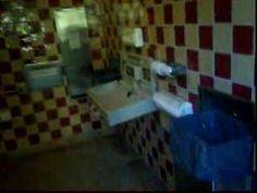 Disneyland's Secret Bathroom