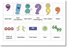 Mes leçons pour les Ce2 | Types de phrases, Ce1 et Ecole de crevette