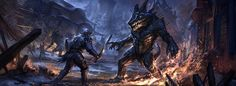 Screenshot Thursday: The Elder Scrolls Online and Batman: Arkham Knight