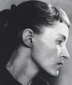 Unica Zürn (1916-1970).