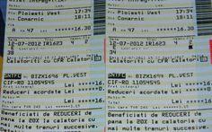 Pe 24 februarie a.c., de Dragobete, CFR Călători pune în vânzare bilete la jumătate de preț. Pasagerii pot călători din București spre Valea Prahovei sau Constanța plătind cu 50% mai puțin, prin Oferta pentru călătorie în doi.