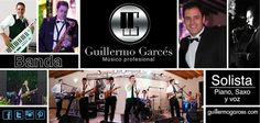 www.guillermogarces.com Movies, Movie Posters, Fictional Characters, Piano Man, Sash, Singers, Events, Films, Film Poster