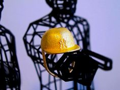 The Brand New NY Caskate in Matte Gold Steel! #jeanlouiscasquette #capring wwwjeanlouiscasquette.com