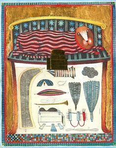 Arte postale 1 di Maurizio Olivotto