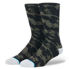 708f55163ff Stance Socks Deep Sea SIZE L-XL Skateboard Sox