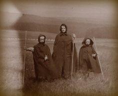 pagans - c. 1890s british isles