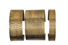 Roller Printed Brass Cuffs by TranquillaStudio on Etsy Tribal Bracelets, Rustic Cuff, Brass Cuff, Ikat Pattern, Tribal Prints, Persian Rug, Jewelry Ideas, Cuffs, Detail