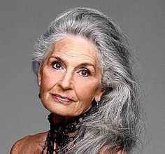 Daphne Selfe -- Worlds oldest supermodel at 86 years old.