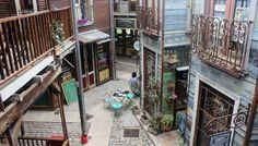 Maschwitz, pintorescas callejuelas de arte y gastronomía