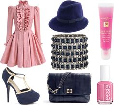"""I'll Be Your China Doll"" by prettywildthing on Polyvore"