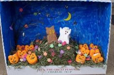 It's the Great Pumpkin, Charlie PEEP (Peep Show - Movies & TV - 147)