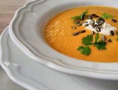 Láska v hrncoch: Krémová hokkaido polievka