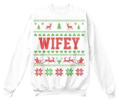 Wifey Holiday Sweatshirt