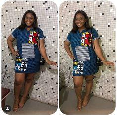Trendy Ankara Styles, Ankara Gown Styles, Ankara Gowns, African Fashion Ankara, Latest African Fashion Dresses, African Print Fashion, Short African Dresses, African Blouses, Curvy Girl Outfits