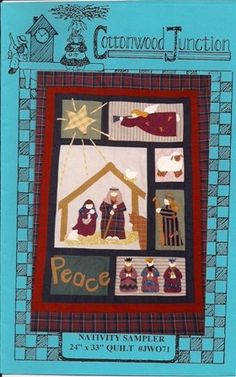 Quilt Patterns, Quilting Patterns, Quilt Pattern with Fabric Panel
