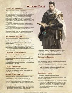Dungeons And Dragons Rules, Dungeons And Dragons Classes, Dnd Dragons, Dungeons And Dragons Homebrew, Fantasy Heroes, Fantasy Warrior, Fantasy Rpg, Dnd Feats, Dnd Wizard