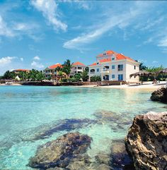 Curacao. My mom is moving here in less than 6 months so we know we'll for sure be visiting no later than December 2012!