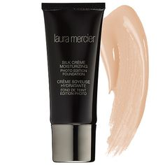 Silk Crème Moisturizing Photo Edition Foundation - Laura Mercier | Sephora