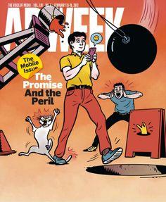 Adweek cover - Feb. 13, 2012