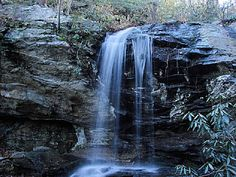 hanging rock state park nc   Hanging Rock State Park Site, a North Carolina locale located nearby ...