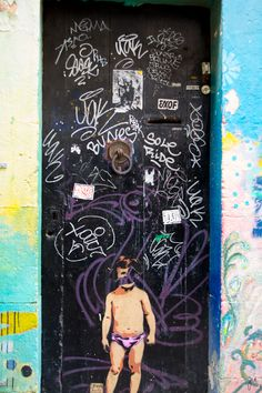 Cor Sem Fim: BARCELONA || Arte pelas Ruas de Barcelona