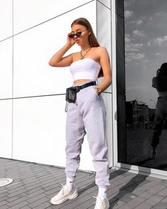 Get feedback on your own looks & rate other outfits. How many stars would you rate this look ? Rate fashion and get feedback on your style on the Cute Comfy Outfits, Sporty Outfits, Mode Outfits, Stylish Outfits, Summer Outfits, Girl Outfits, Fashion Outfits, Picnic Outfits, Vacation Outfits
