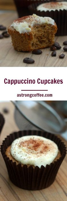 Capoccino cupcakes