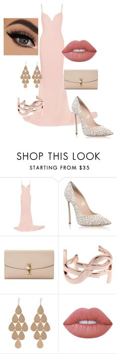 """Untitled #185"" by alexandria-mendes on Polyvore featuring STELLA McCARTNEY, Casadei, Dolce&Gabbana, Yves Saint Laurent, Irene Neuwirth and Lime Crime"