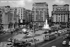 plaza-del-ayuntamiento-santander ✿⊱╮Teresa Restegui http://www.pinterest.com/teretegui/✿⊱╮