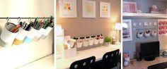 ideias criativas para home office - Pesquisa Google