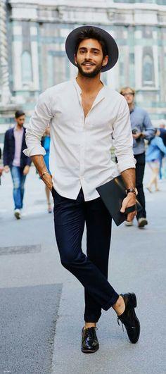 Un look italien pour un week end à Rome ! Découvrez tous nos looks sur Nouvelle Collection #nouvelleco #italie #mode #homme #menswear