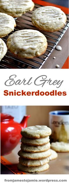 Earl Grey Snickerdoo
