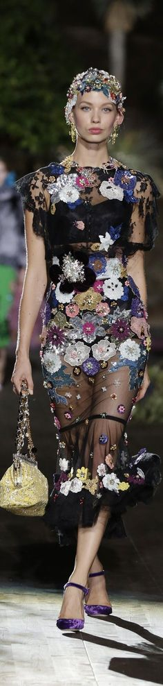 Dolce & Gabbana Alta Moda Collection & More Luxury Brands You Can Buy Online Right Now